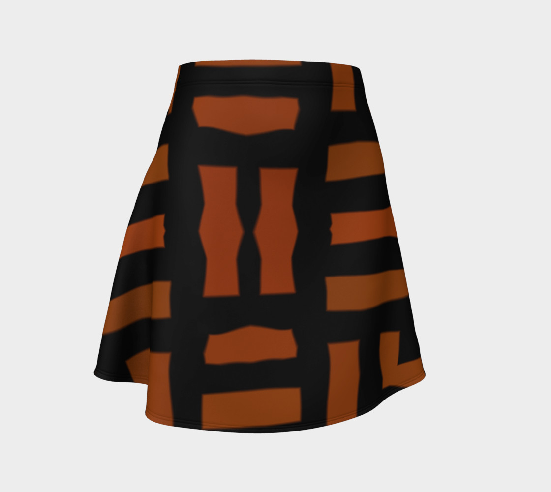 Warm African Tribal Design preview #1