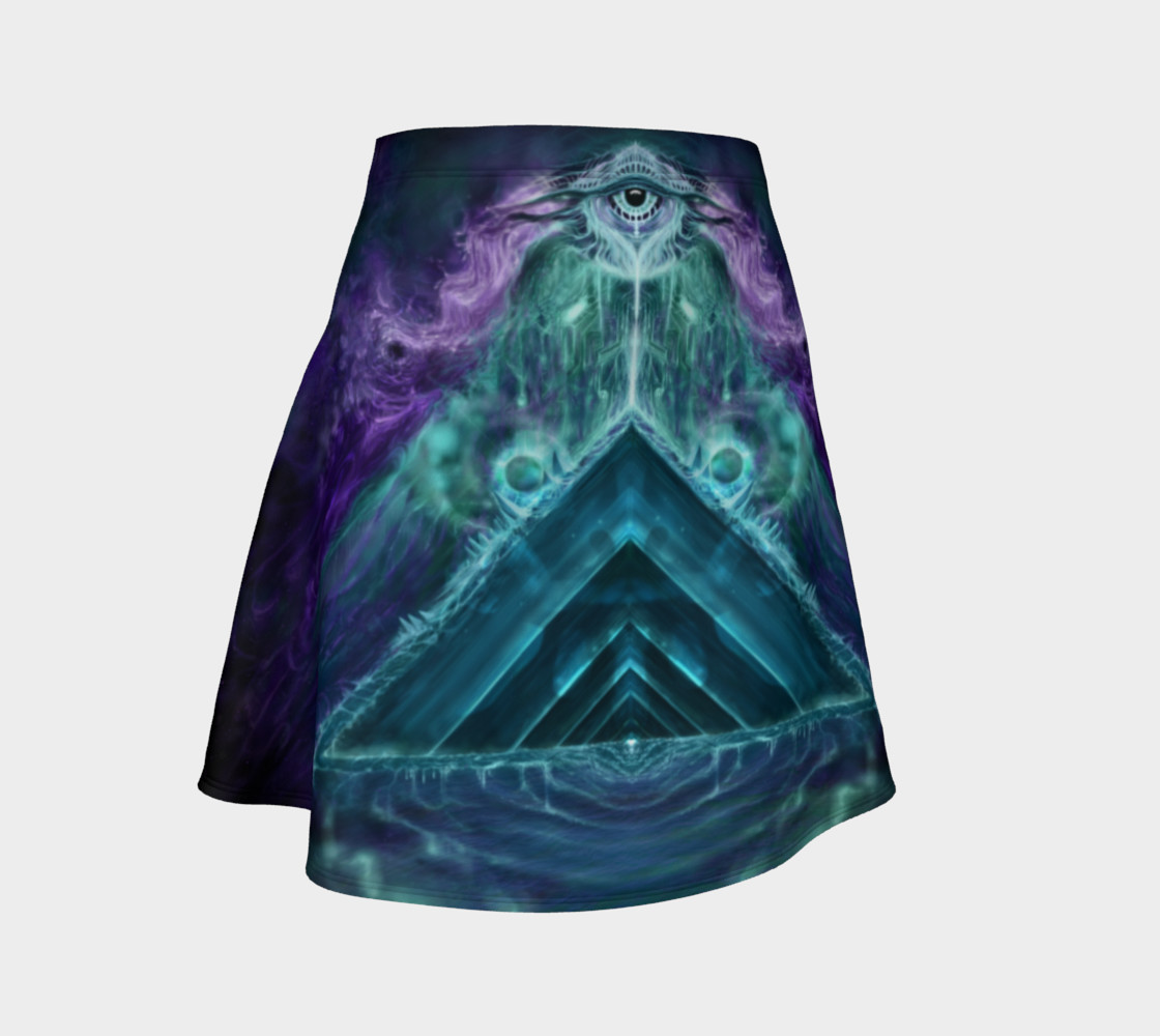Life is a gift skirt preview #1