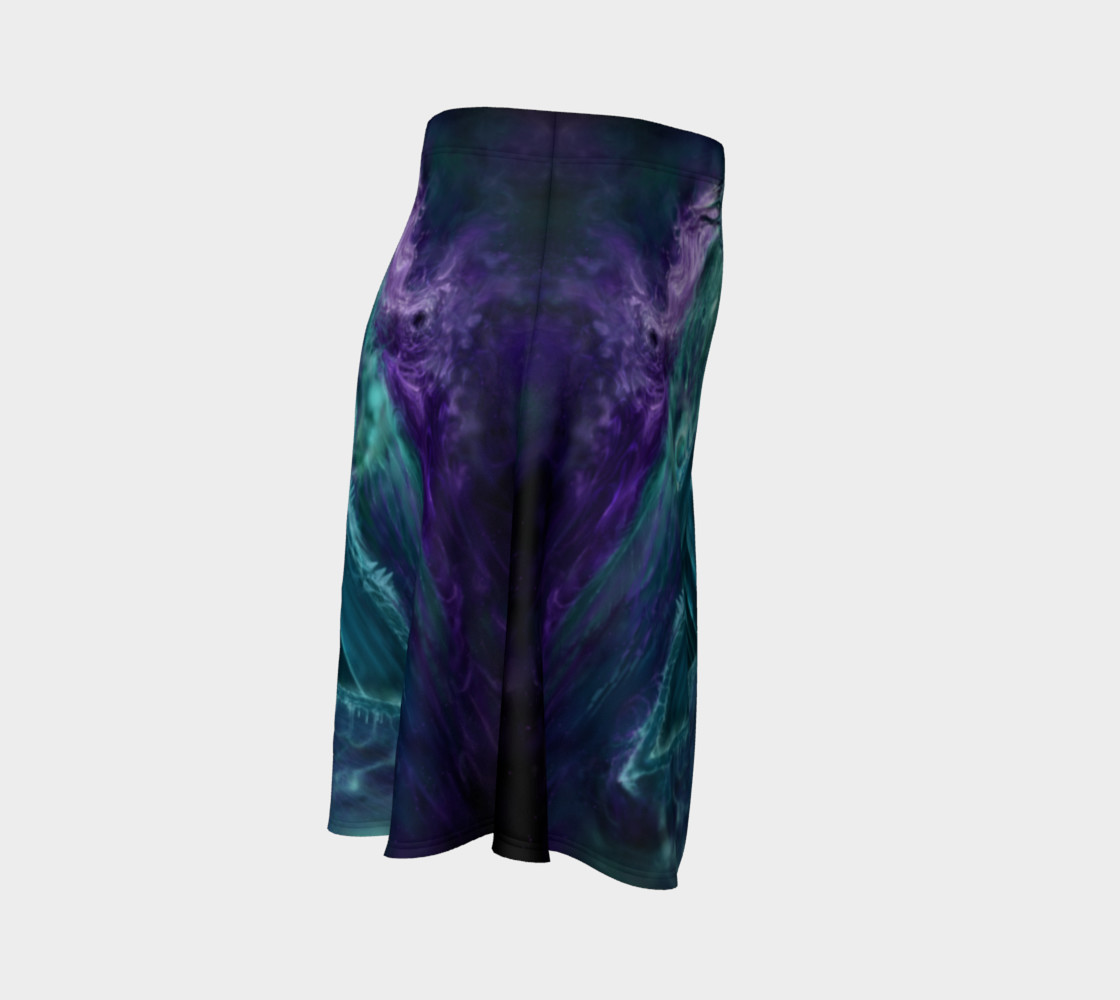 Life is a gift skirt preview #3