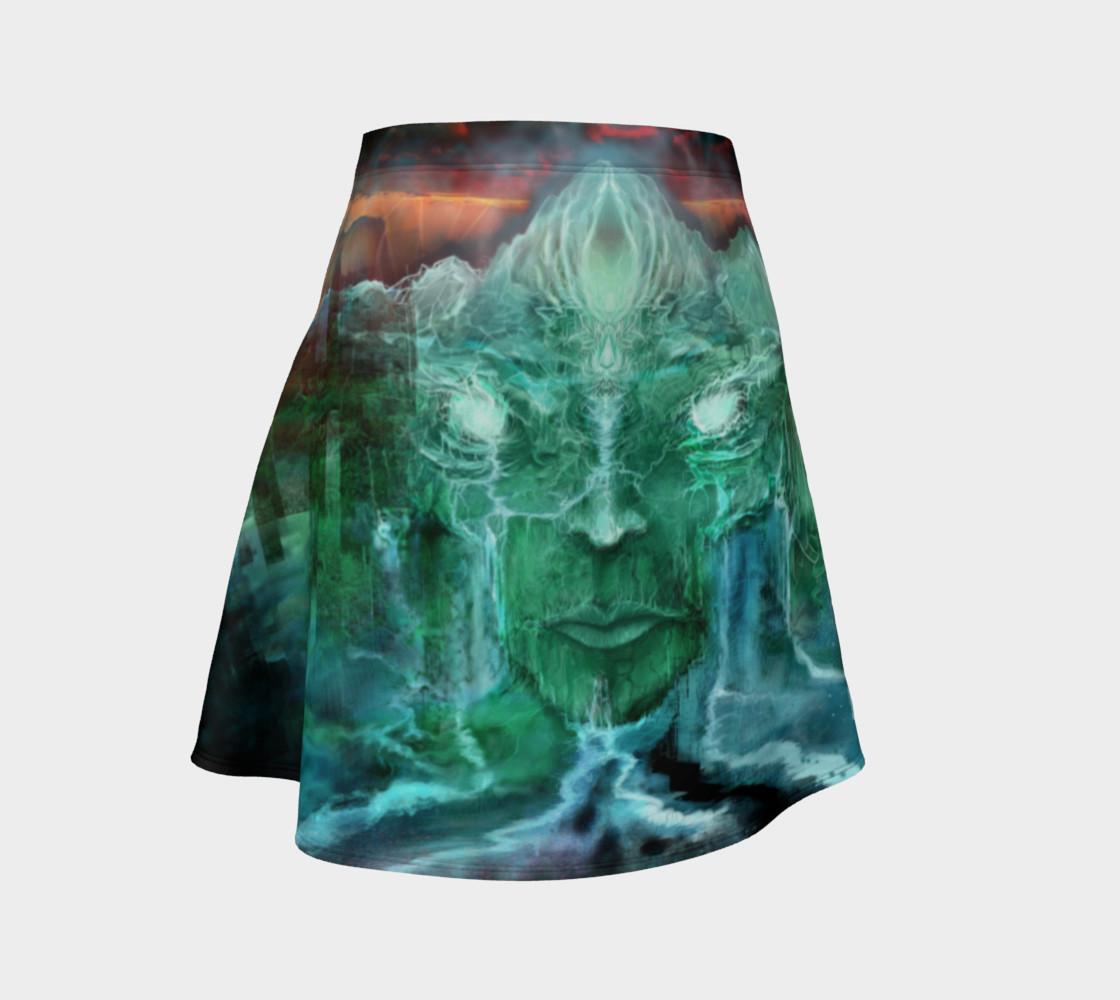 Vertex flare skirt preview #1