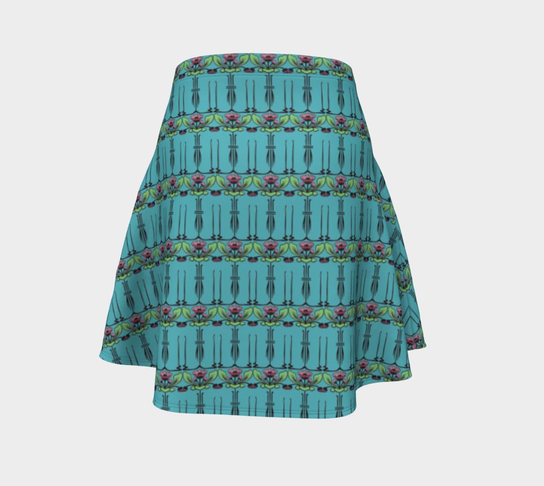 Aperçu de Charming Flare Skirt #4