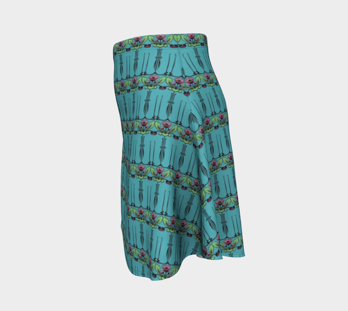 Aperçu de Charming Flare Skirt #2
