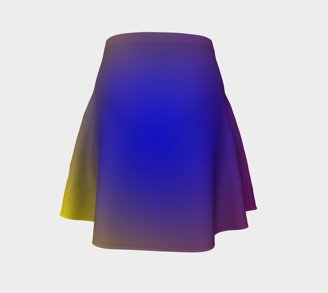 Aperçu de Mind's Eye Flare Skirt #4