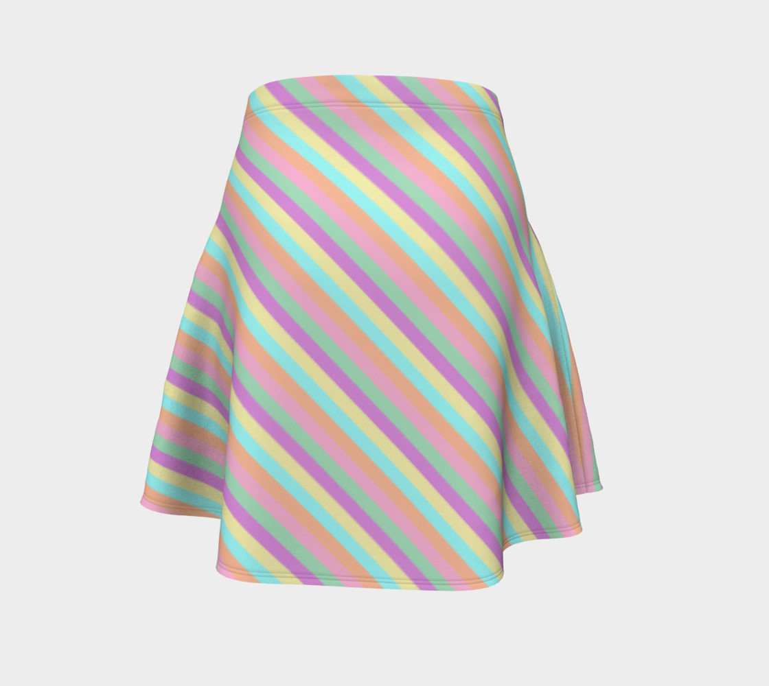 Soft Touch Flare Skirt II preview #4