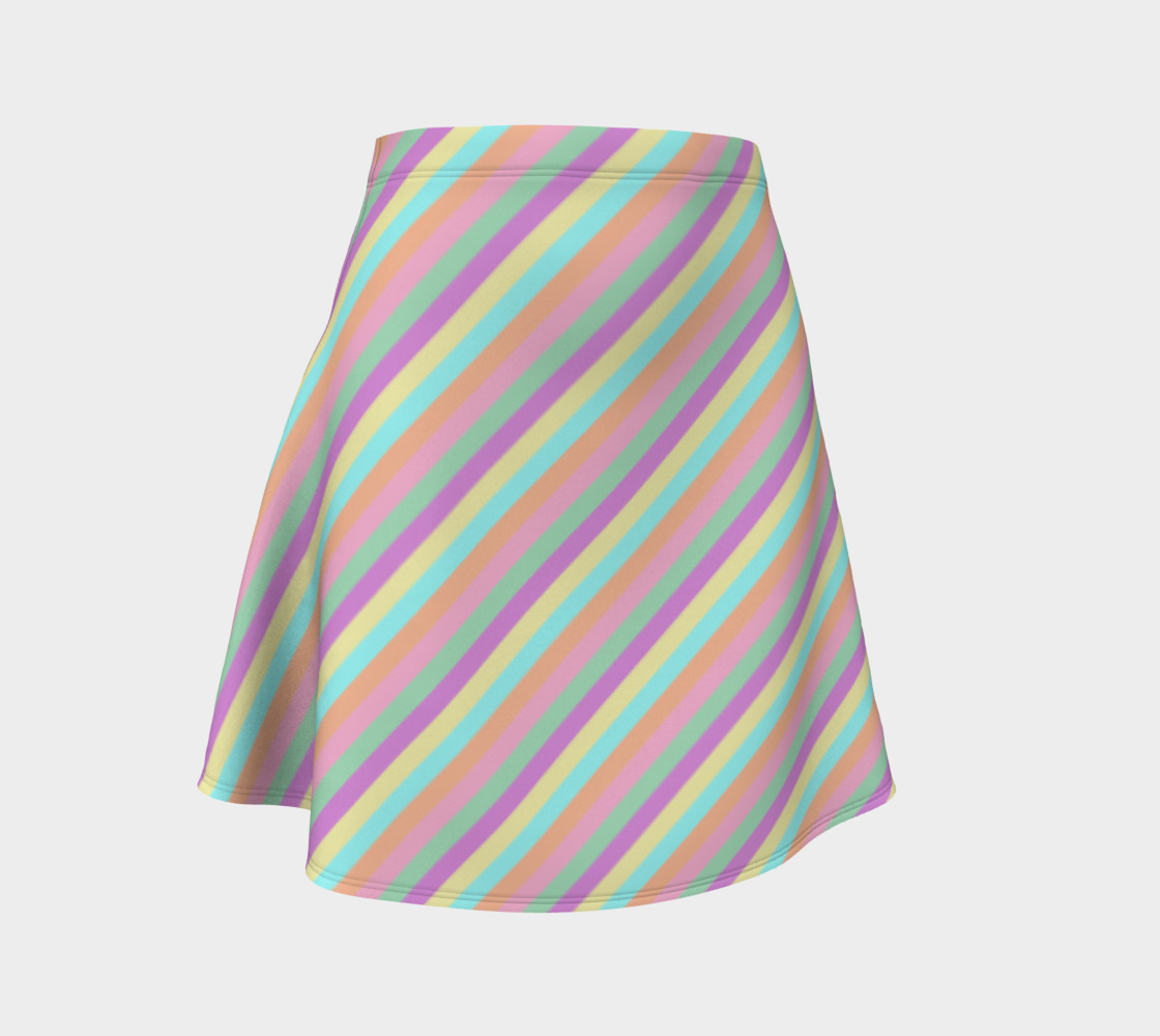 Soft Touch Flare Skirt II preview #1