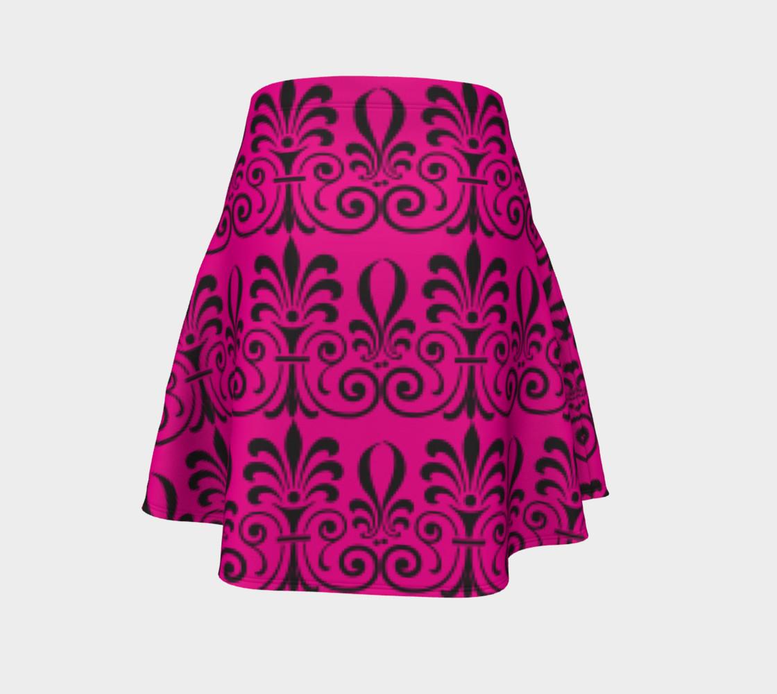 Aperçu de Glam Girl Flare Skirt I #4