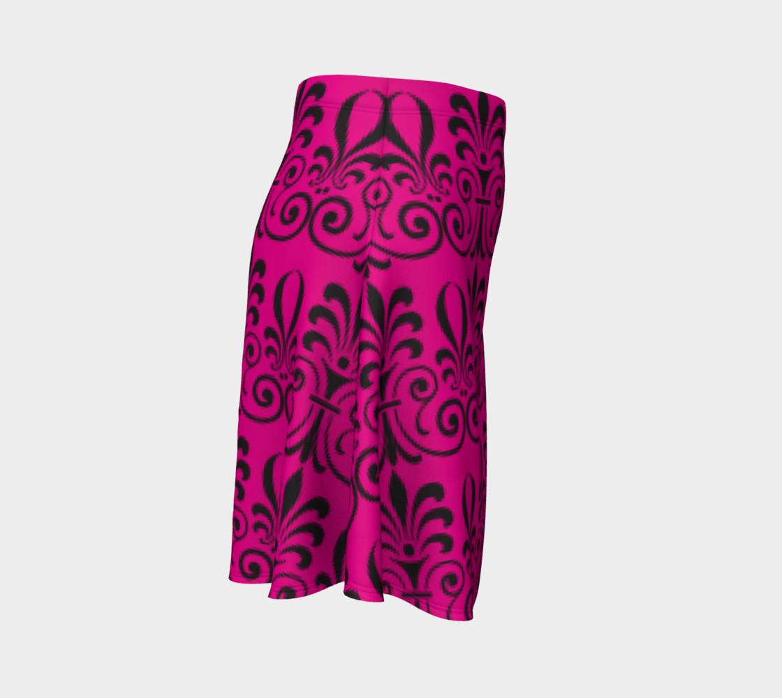 Aperçu de Glam Girl Flare Skirt I #3