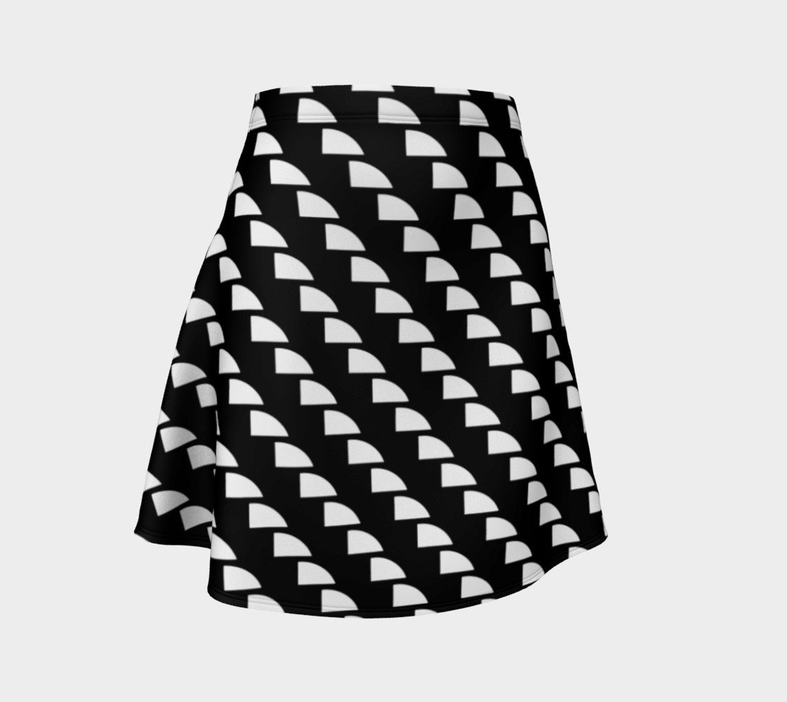 Movin' On Up Flare Skirt preview #1