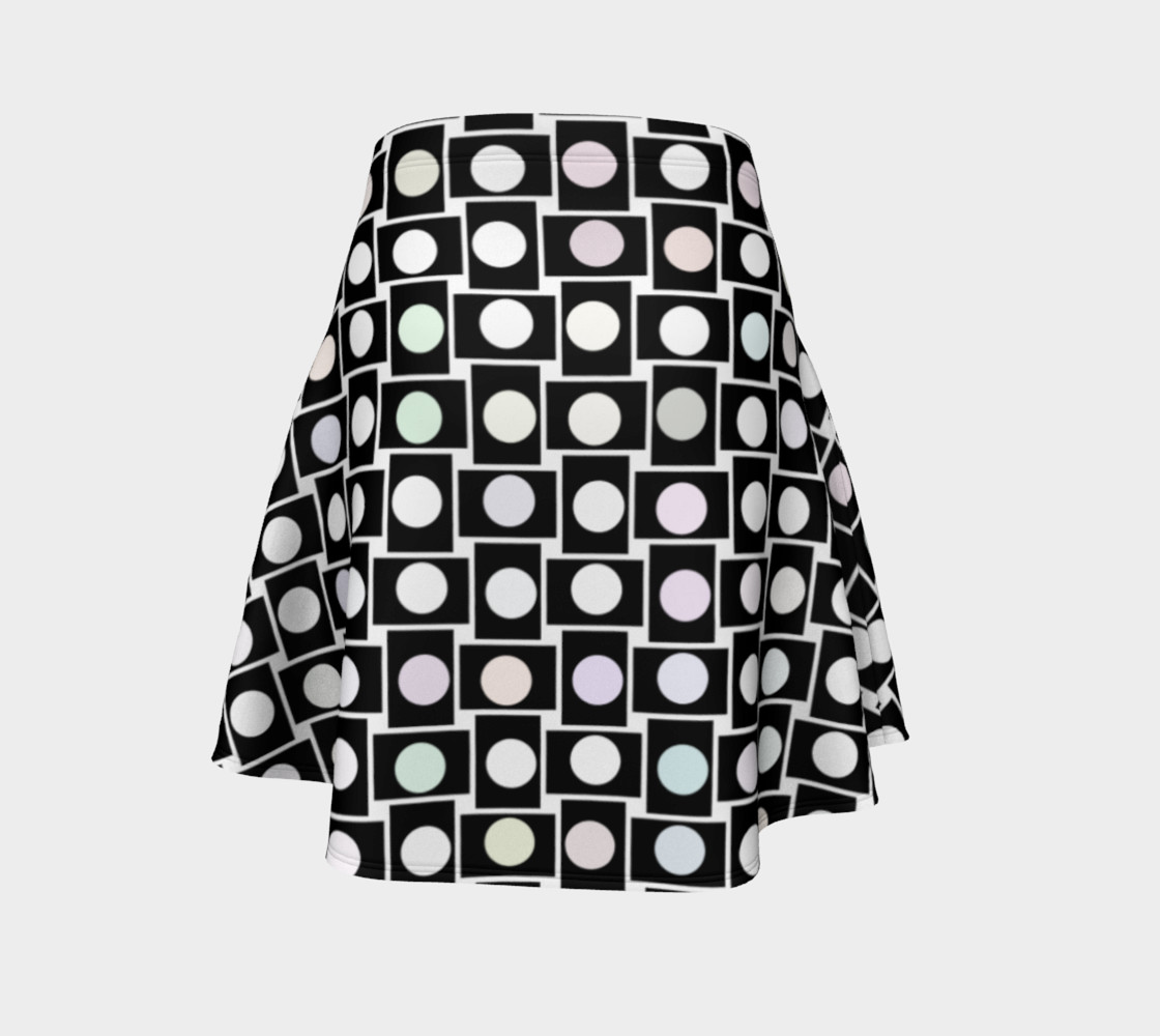 Mod Body Flare Skirt preview #4