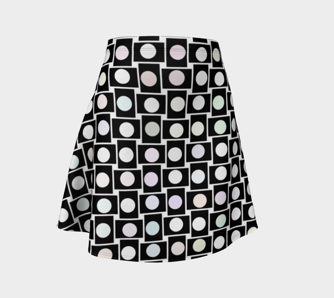 Mod Body Flare Skirt preview #1