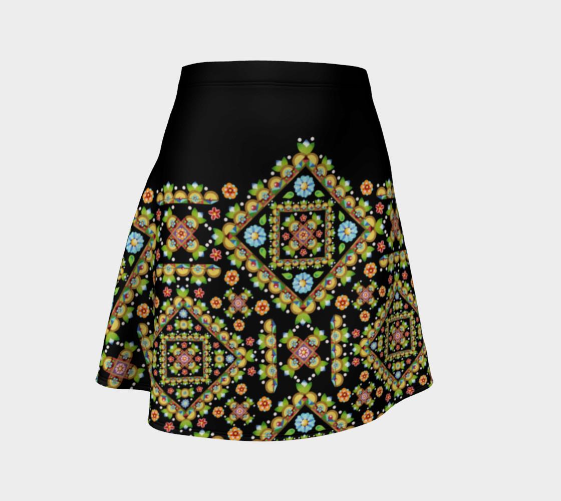 Aperçu de Cottage Garden Flare Skirt Placement #1
