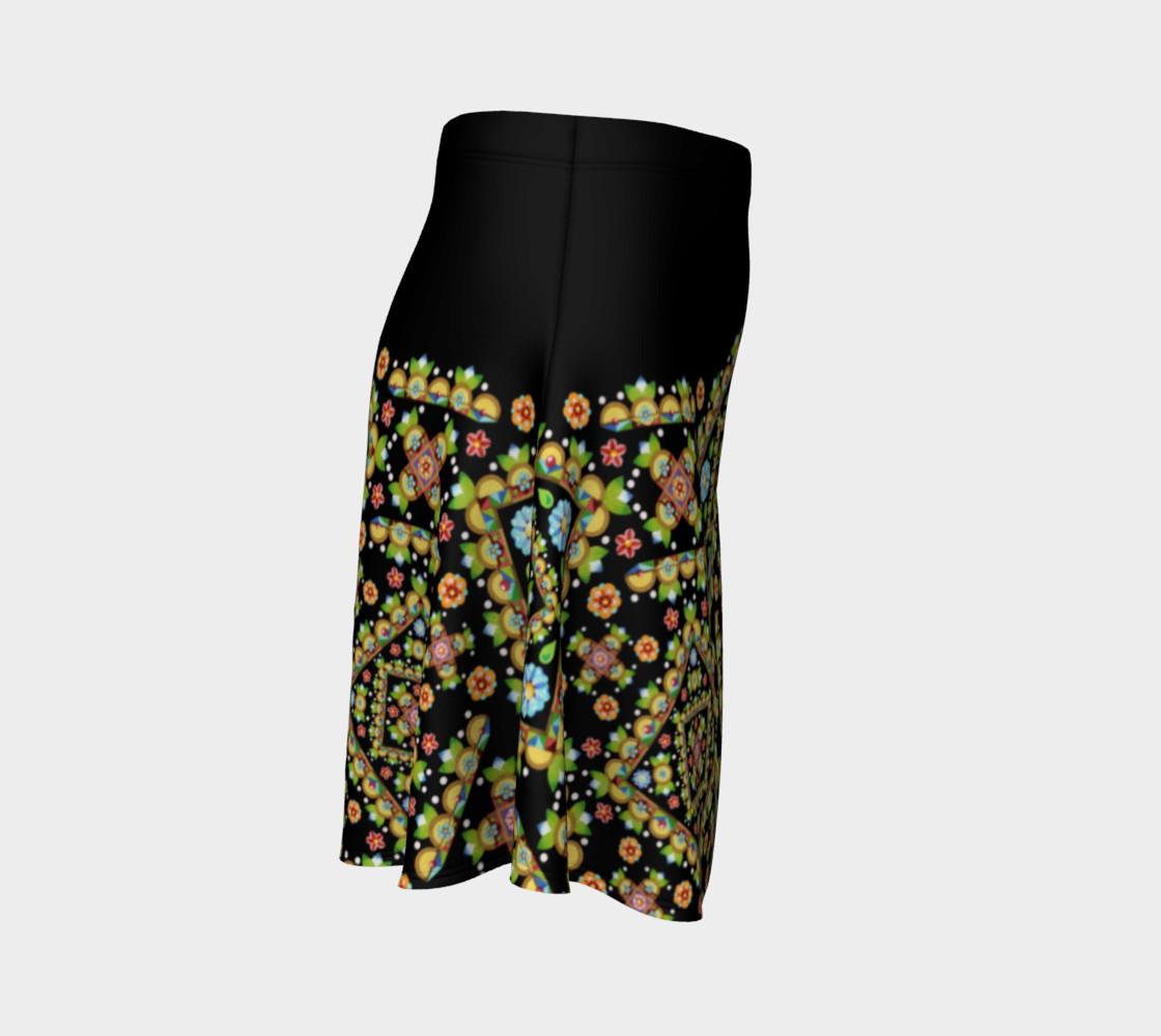 Aperçu de Cottage Garden Flare Skirt Placement #3
