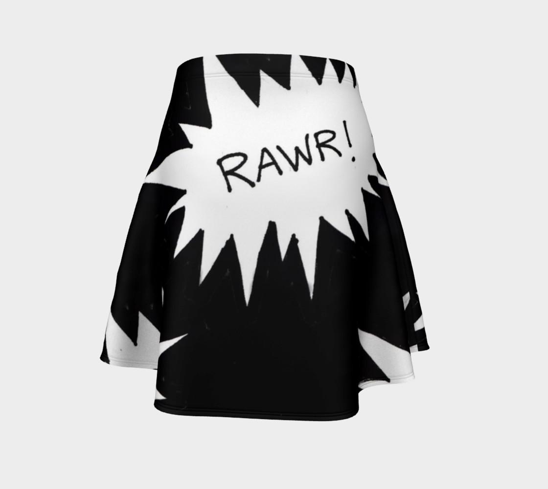 Roaring Skirt (Flare) preview #4