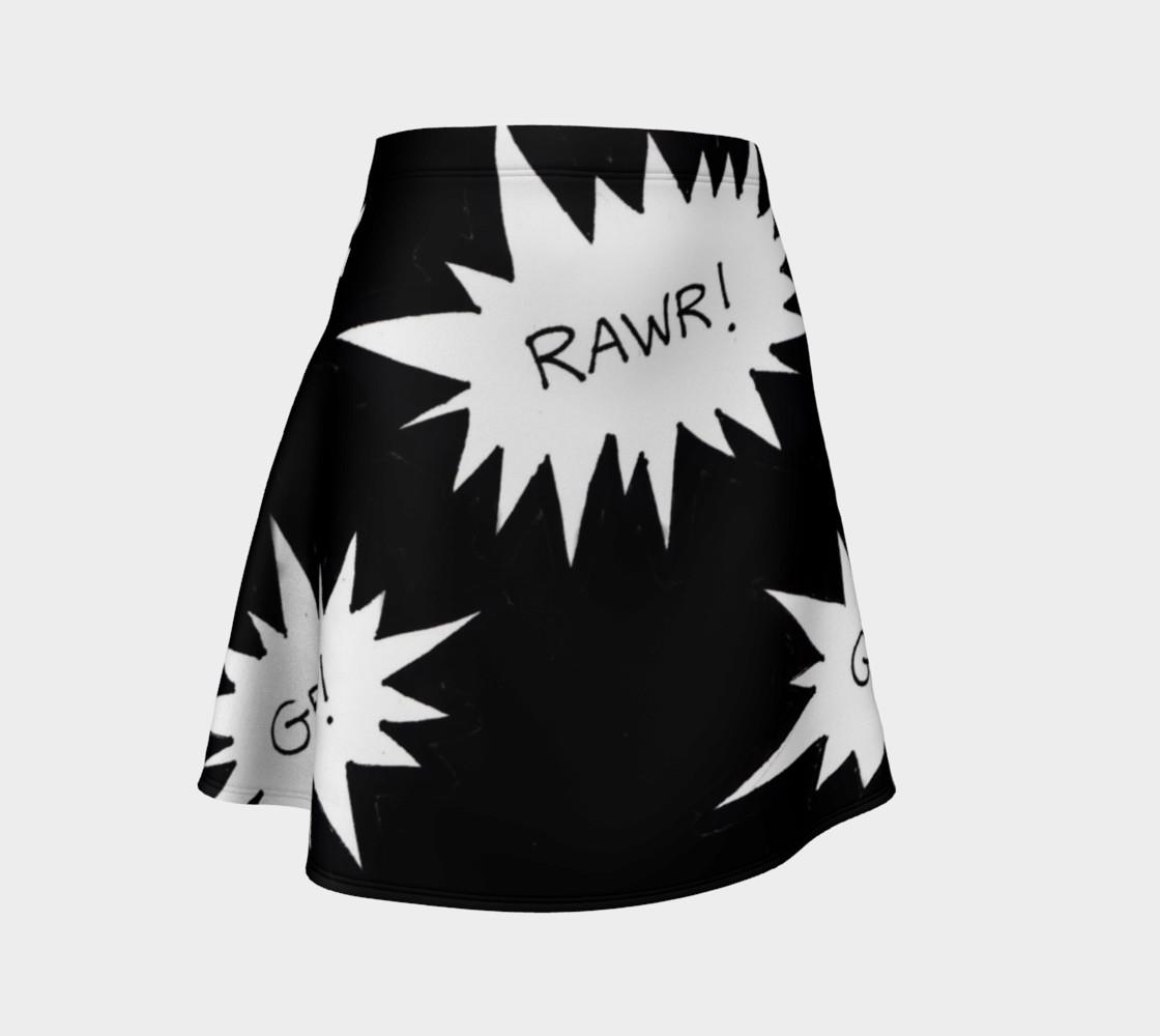 Roaring Skirt (Flare) preview #1