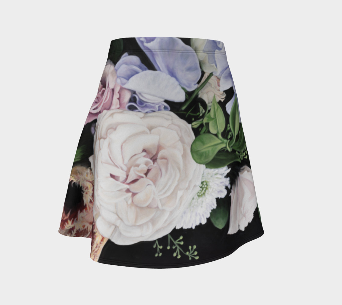 """Over the Moon"" Flare Skirt preview #1"