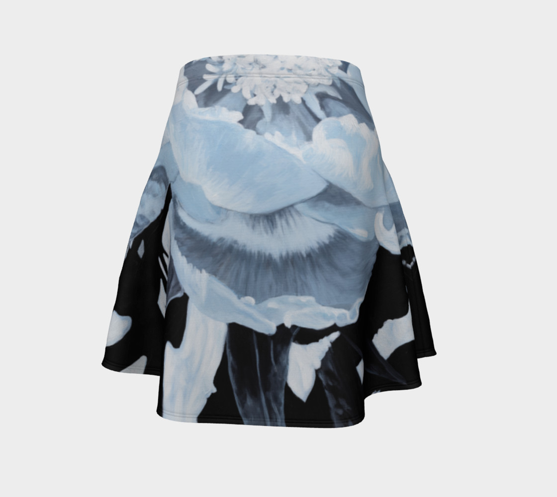 "Aperçu de ""A Penny For Your Thoughts"" Flare Skirt #4"