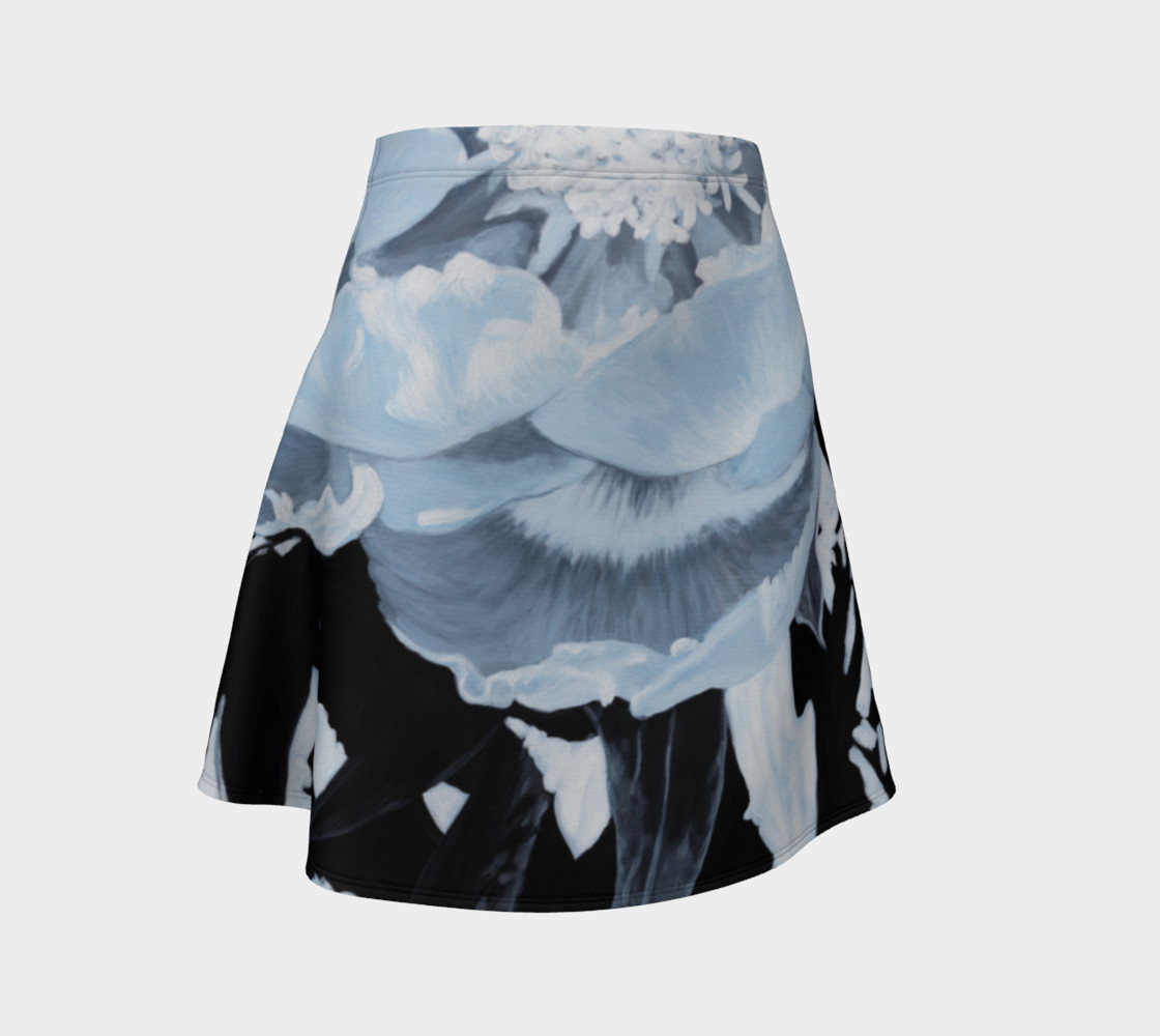 "Aperçu de ""A Penny For Your Thoughts"" Flare Skirt #1"