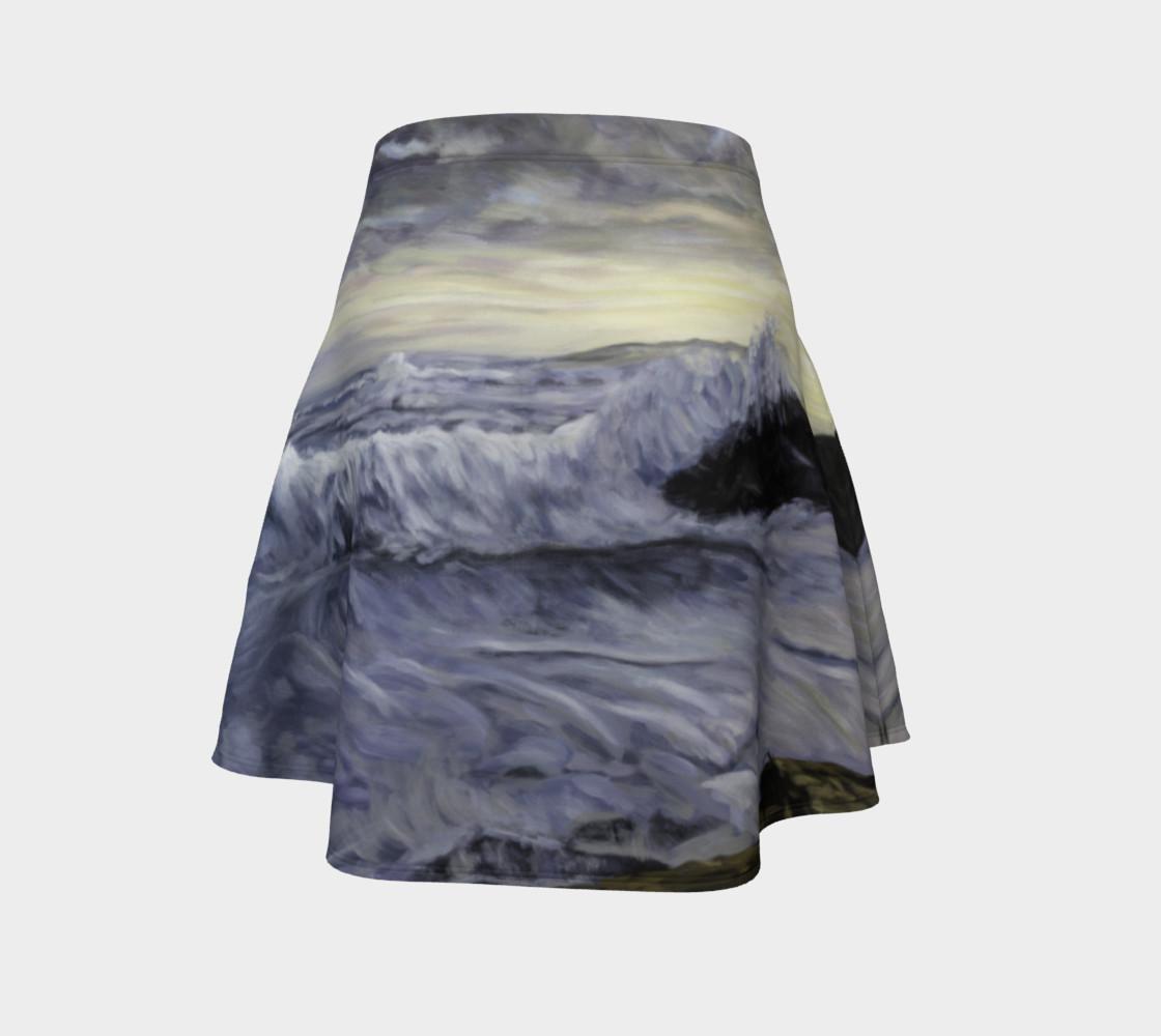 "Aperçu de ""Cusp"" Flare Skirt #4"