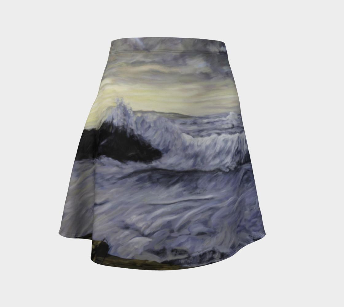"Aperçu de ""Cusp"" Flare Skirt #1"