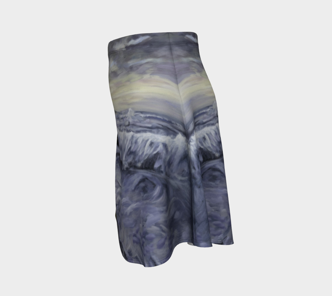 "Aperçu de ""Cusp"" Flare Skirt #2"