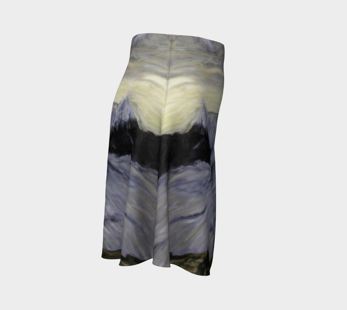 "Aperçu de ""Cusp"" Flare Skirt #3"