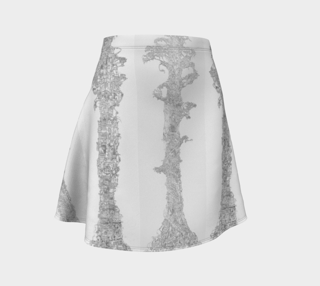 Sky Tree Space Elevator Skirt preview #1