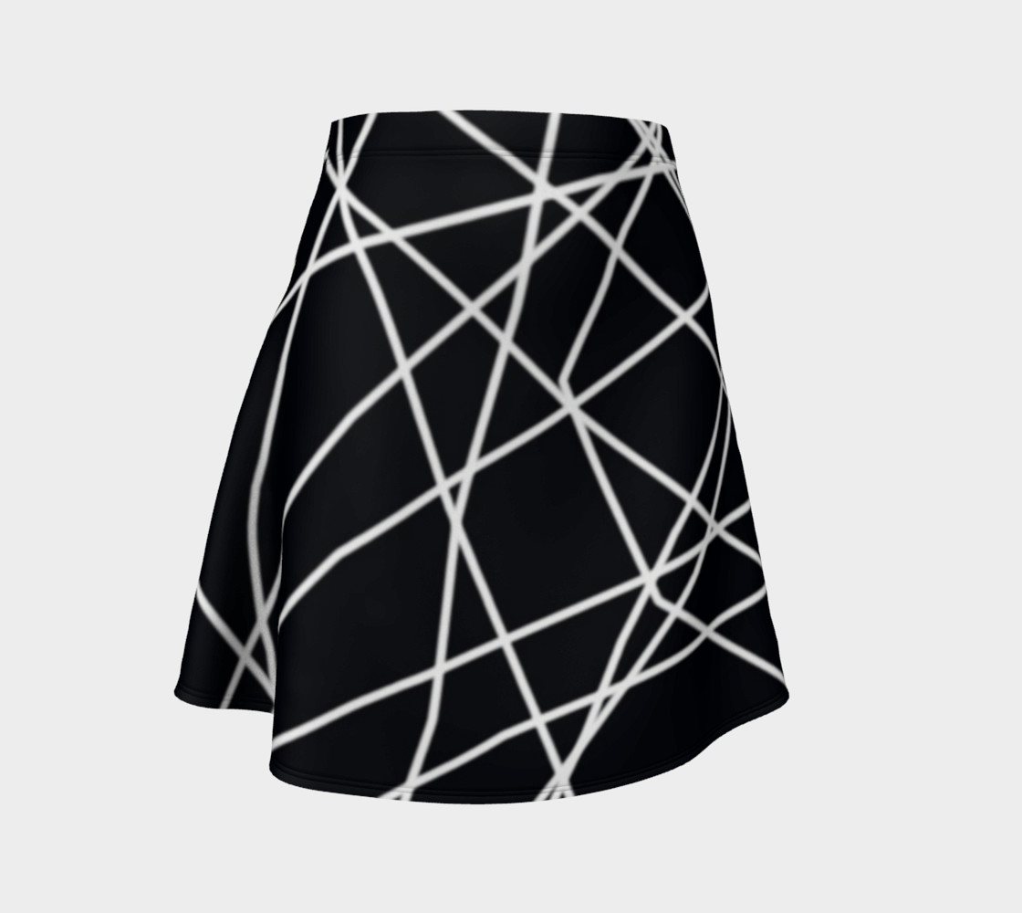 paucina flare skirt preview #1