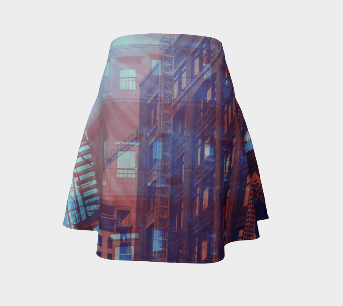 Urban 4 Flare Skirt preview #4