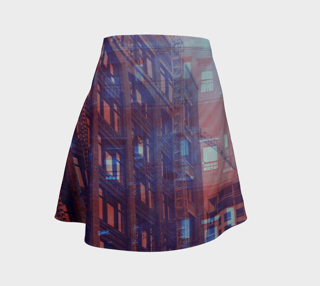 Urban 4 Flare Skirt preview #1