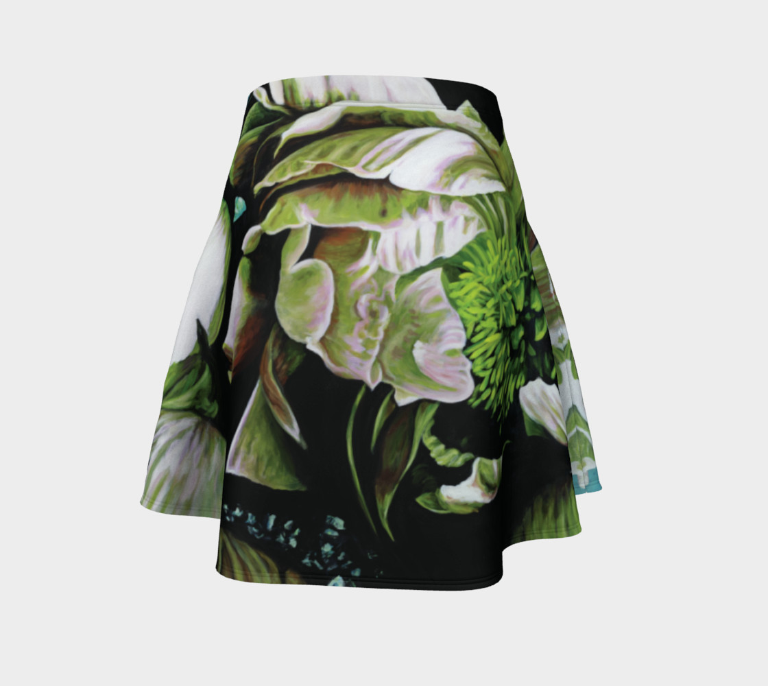 Aperçu de Peony Ride Flare Skirt #4