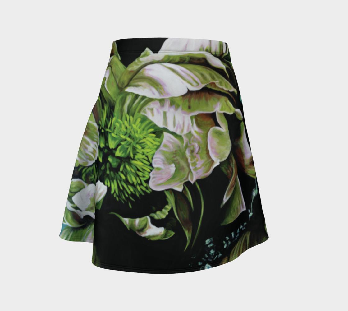 Aperçu de Peony Ride Flare Skirt #1