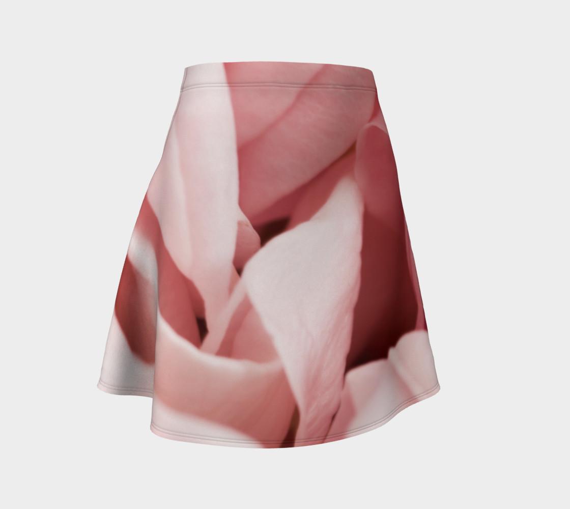 Aperçu de Pink Rose Abstract #1