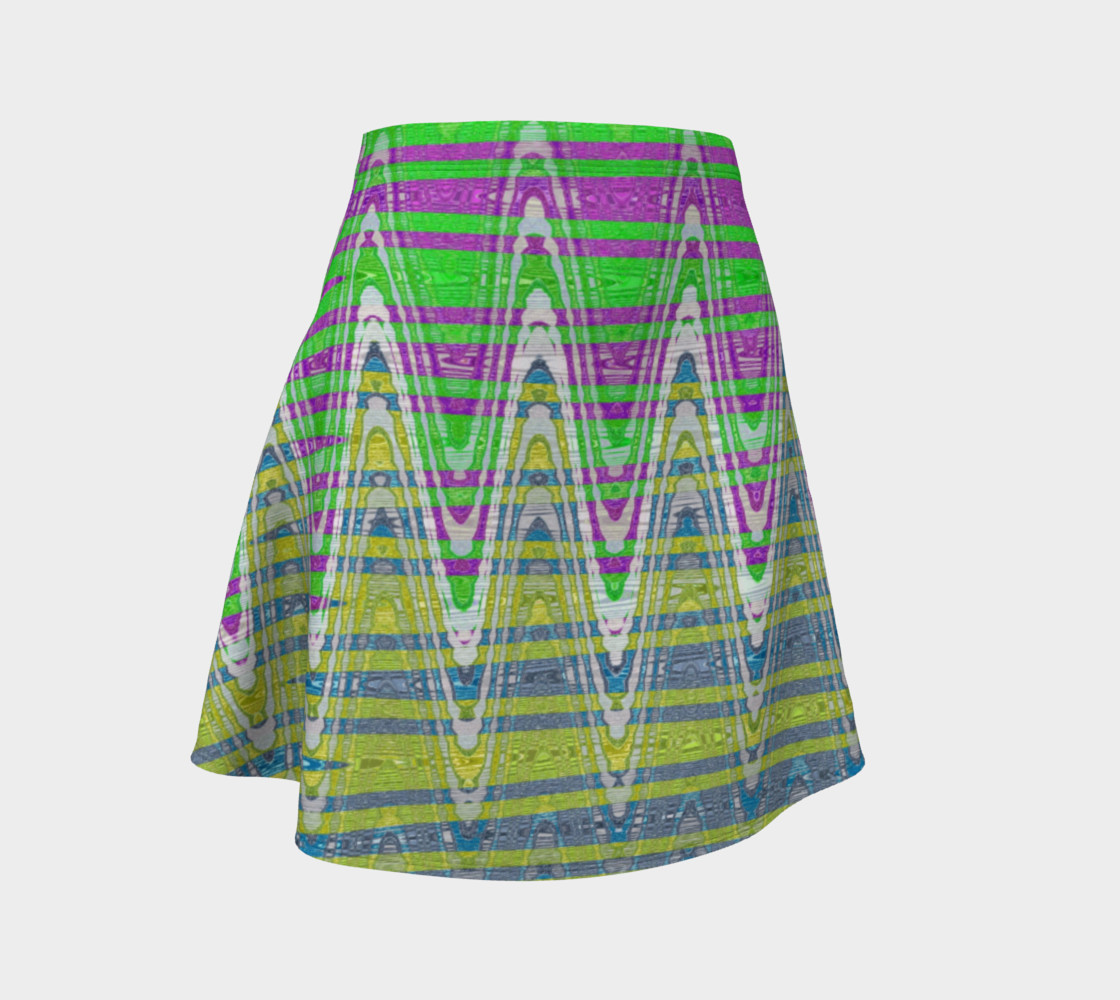 Colorful pink green blue pattern  preview #1