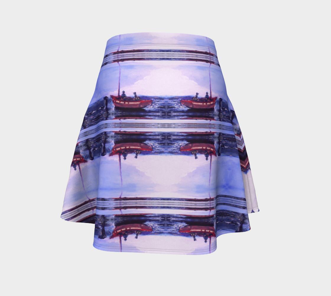 Aperçu de Romantic Elopement Flare Skirt #4