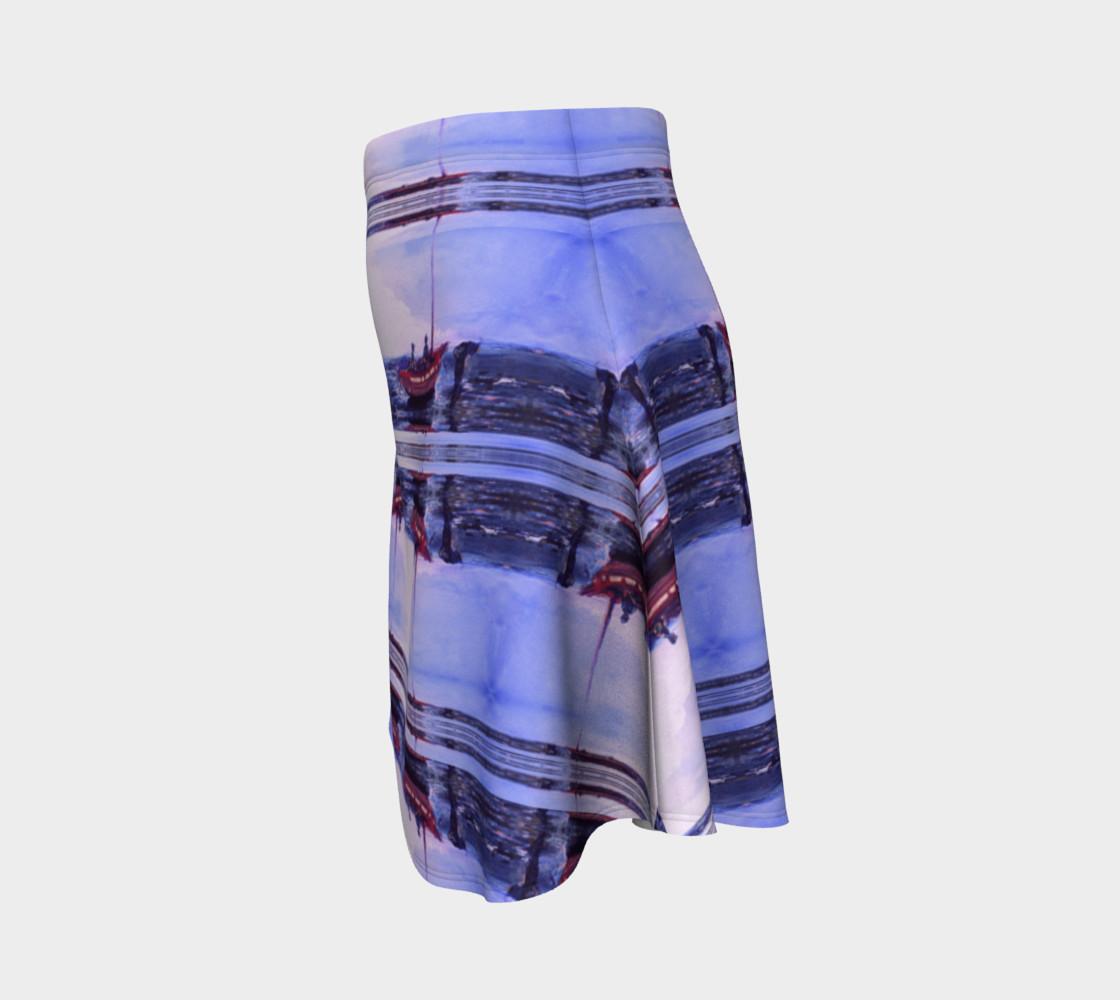 Aperçu de Romantic Elopement Flare Skirt #2