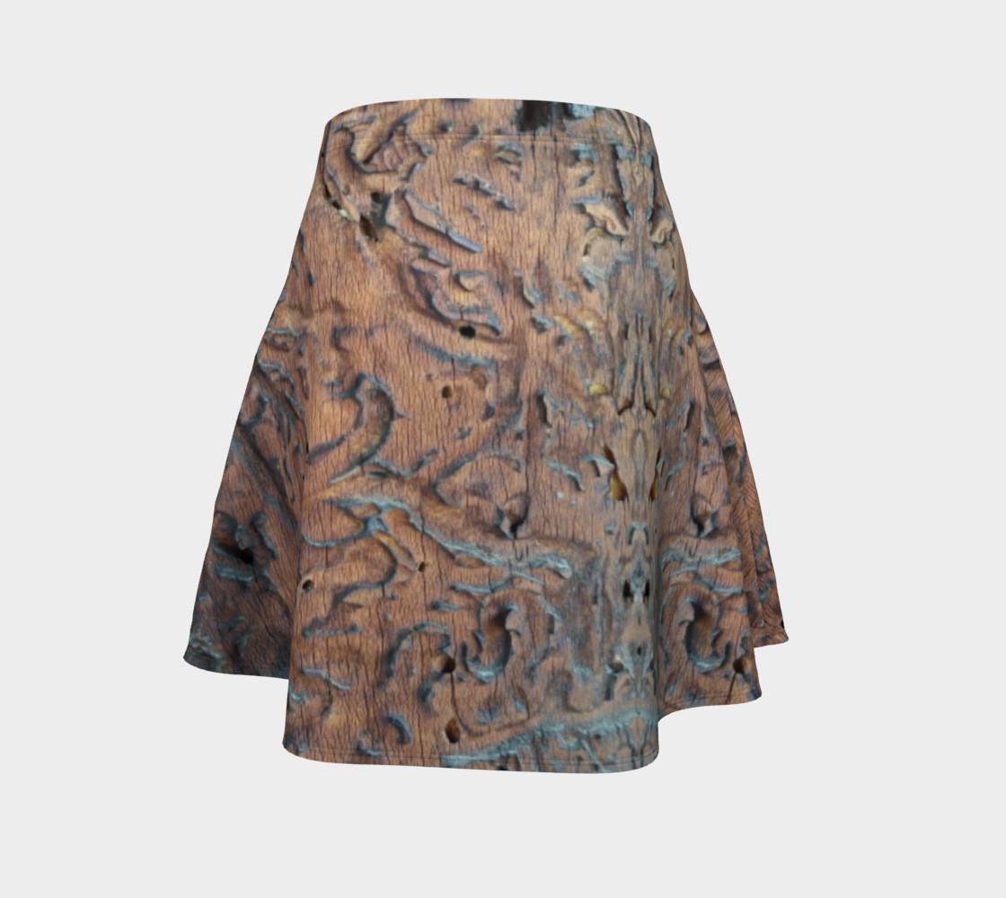 Perception Flare Skirt preview #4