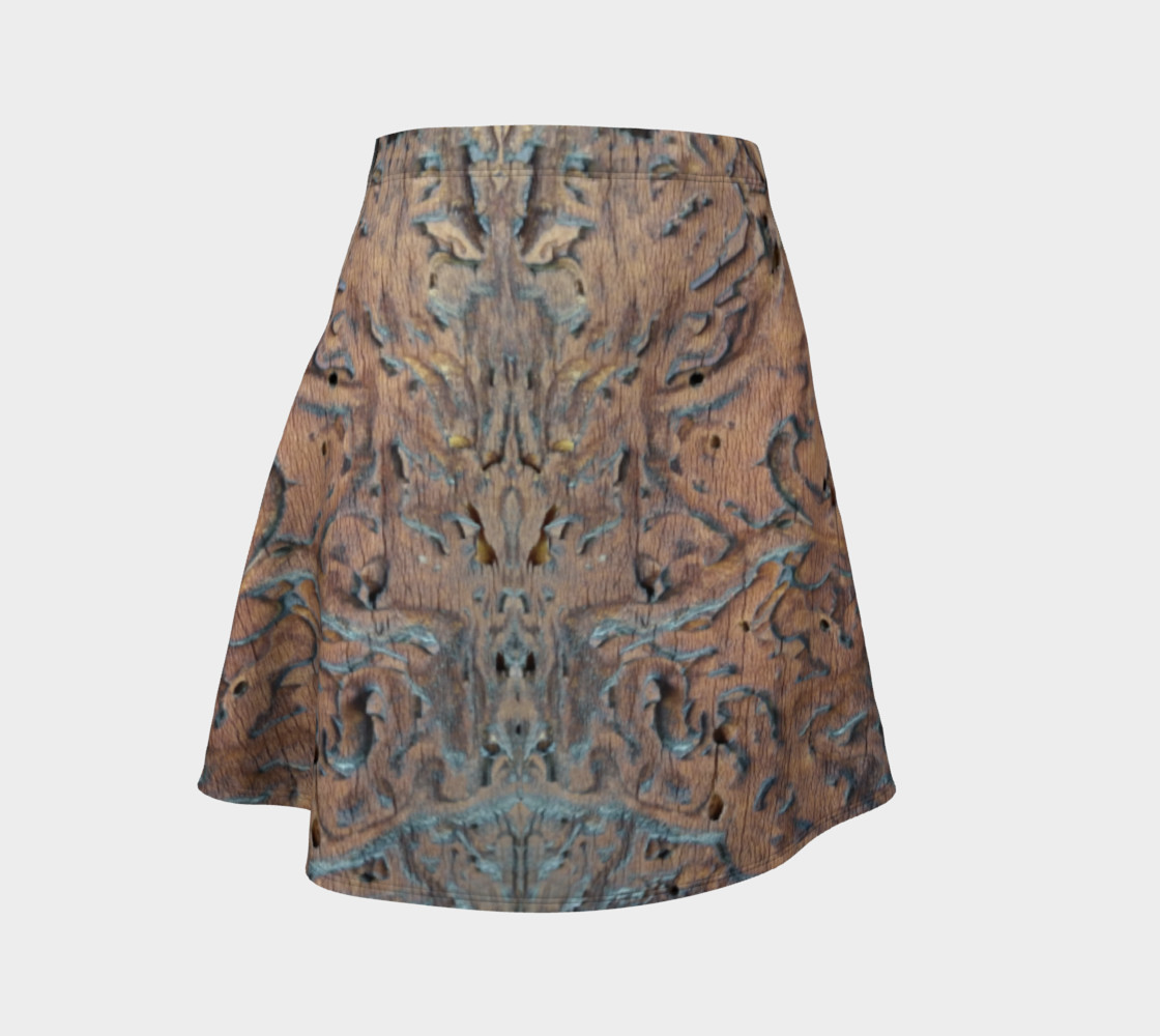 Perception Flare Skirt preview #1