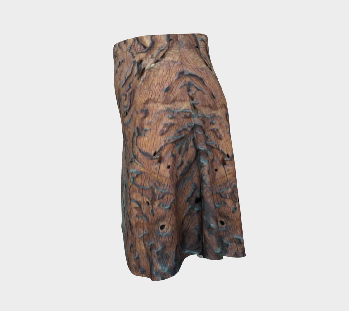 Perception Flare Skirt preview #2