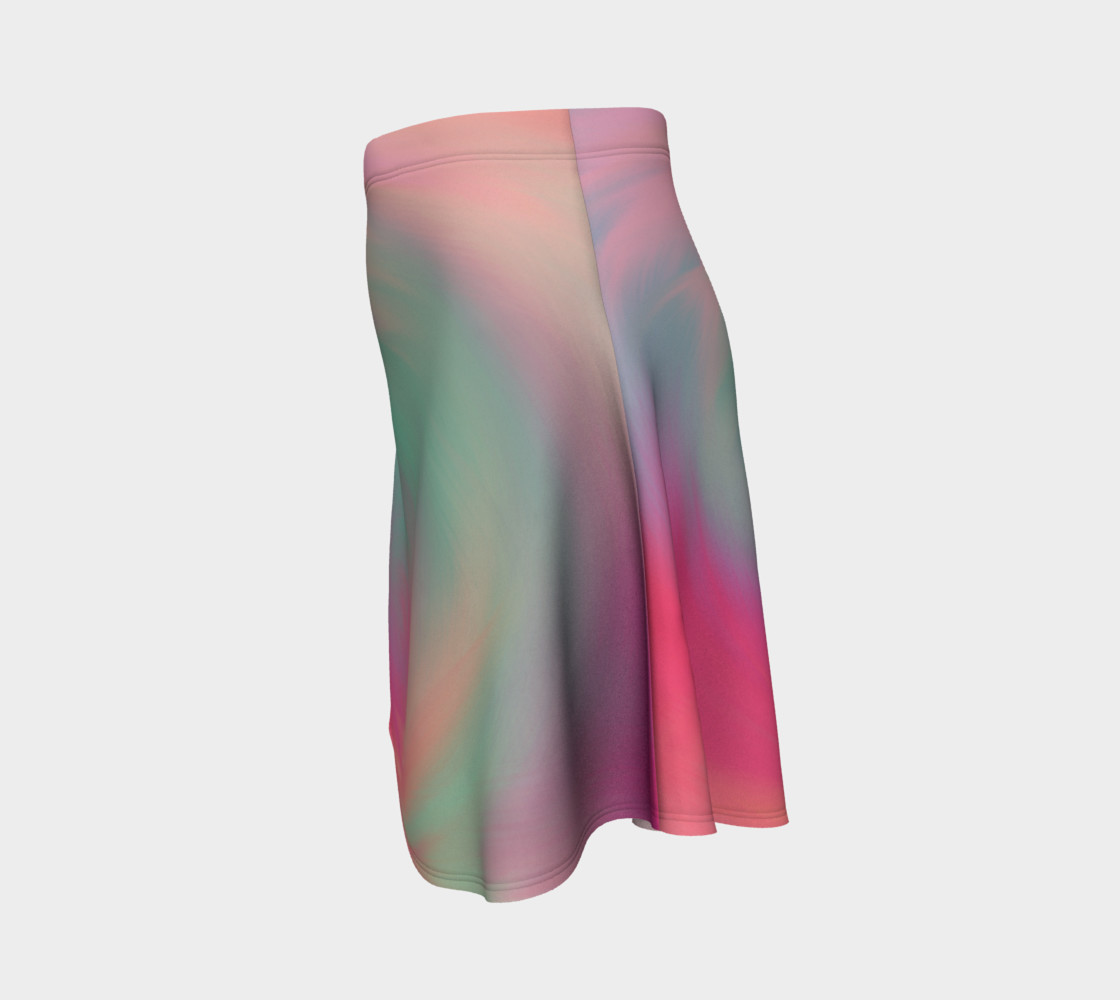 Pastel Perfect Flare Skirt preview #2