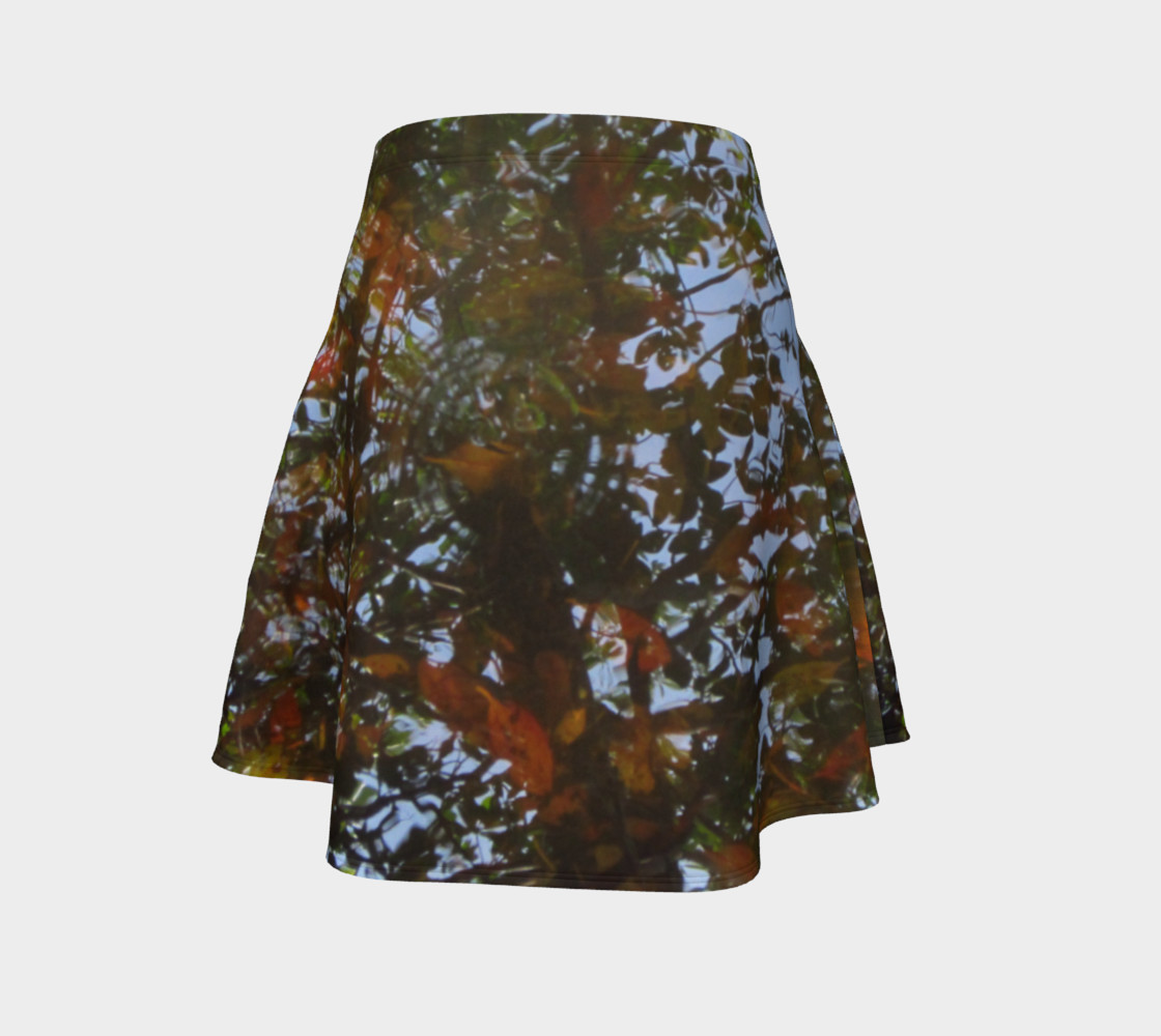 Aqueous Reflections Flare Skirt 1 preview #4