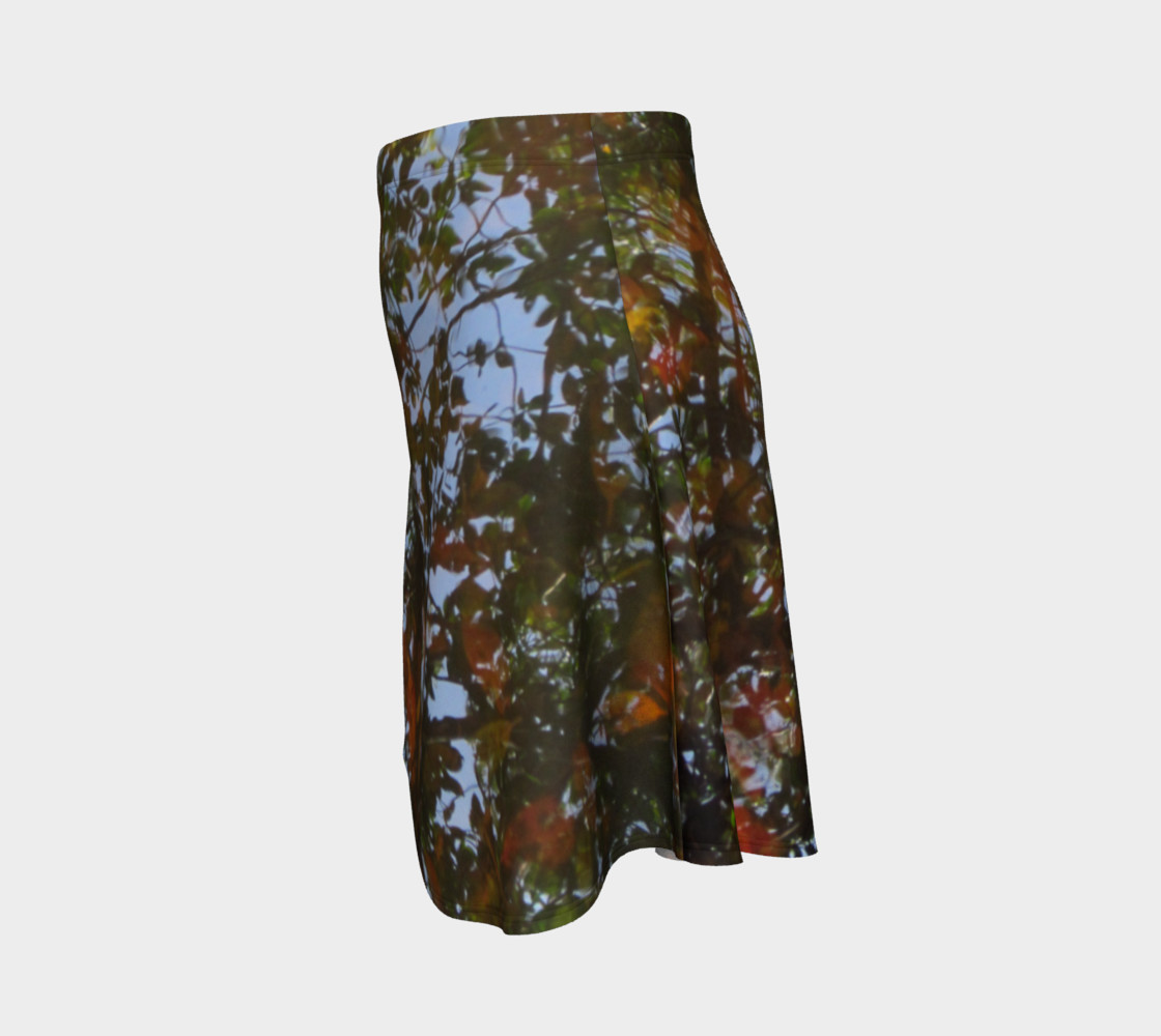 Aqueous Reflections Flare Skirt 1 preview #2