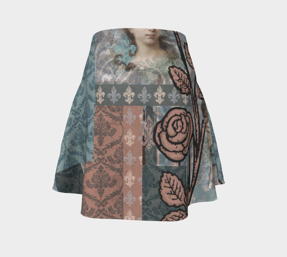 Roughly Royal Le Brun - Flare Skirt preview #4