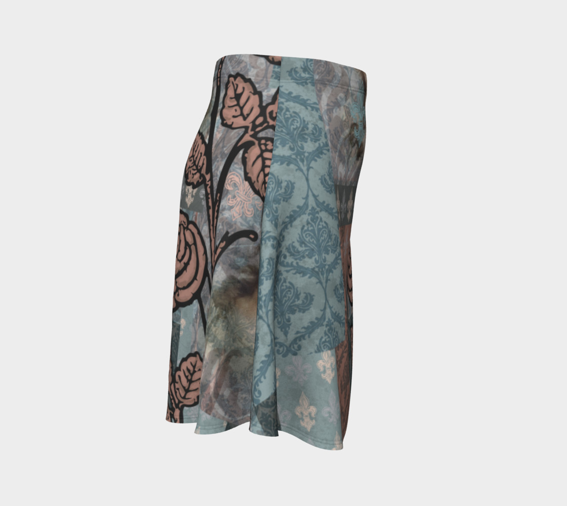 Aperçu de Roughly Royal Le Brun - Flare Skirt #3