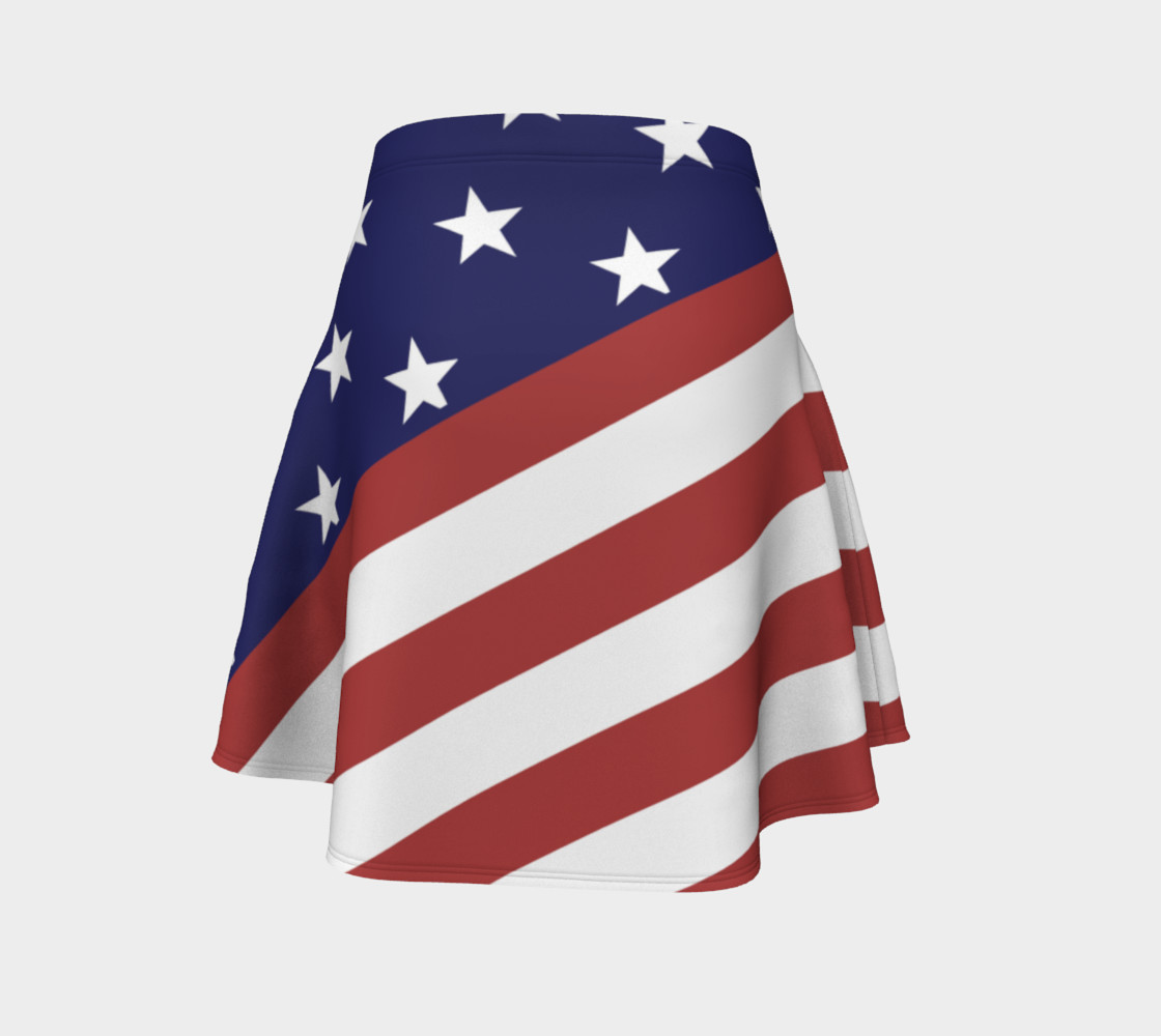 Aperçu de American Flag Flare #4