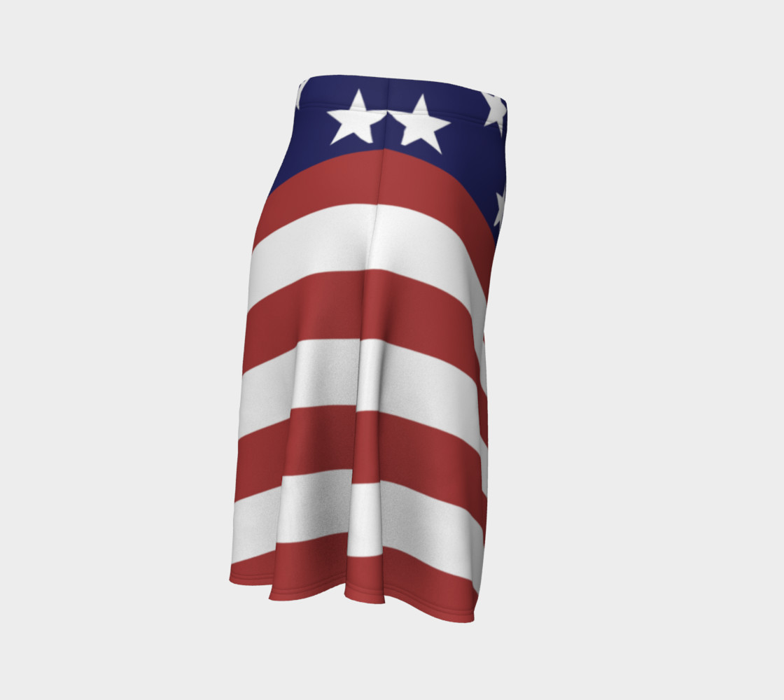 American Flag Flare preview #3