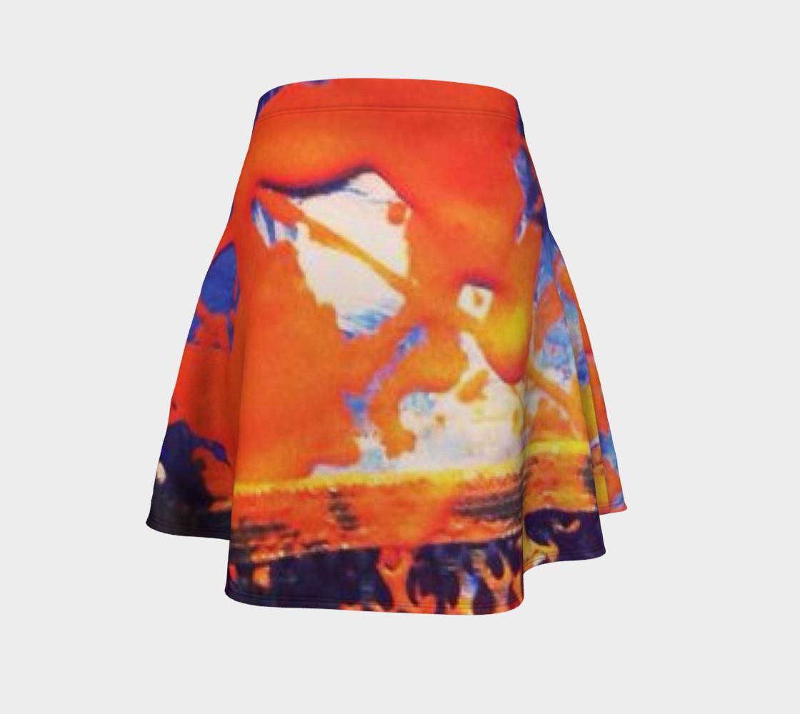 Abstract Orange SPLASH  preview #4