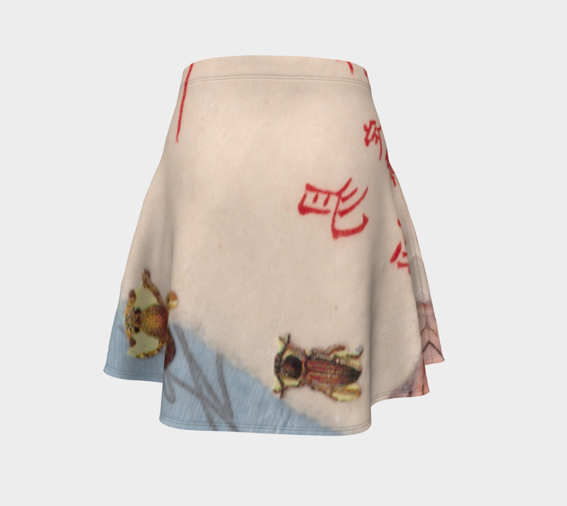 Bugs Flare Skirt preview #4