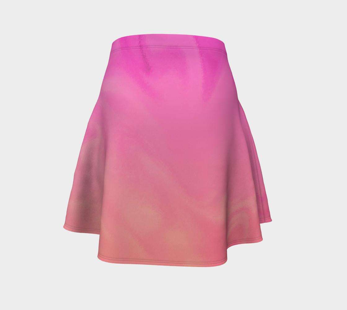 Pink Orange Ombre Design preview #4