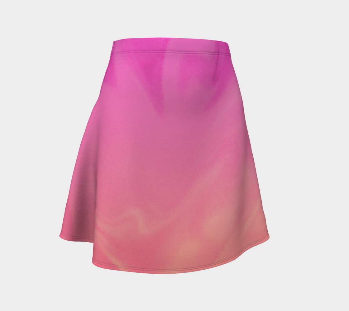 Pink Orange Ombre Design preview #1