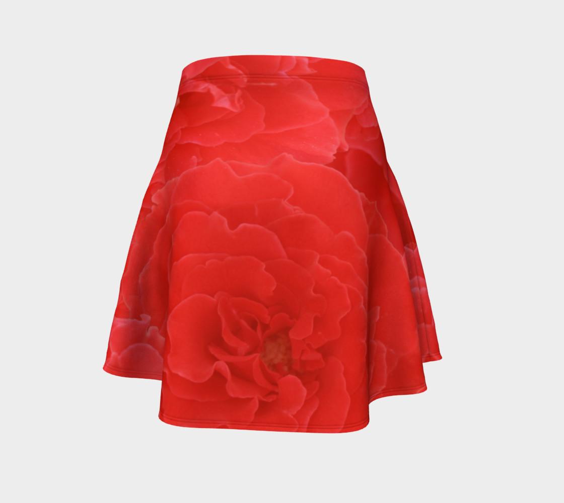 Aperçu de Stylish Red Rose #4
